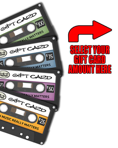 Tribut Gift Card
