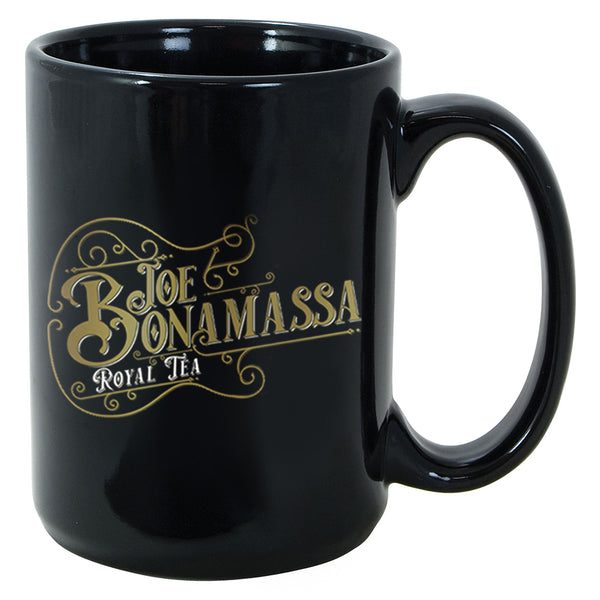 Royal Tea Guitar Mug
