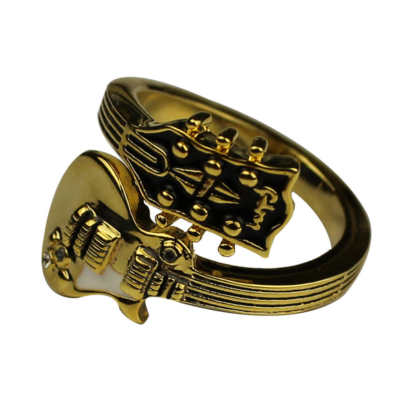 Bona-Fide Goldtop Guitar Ring