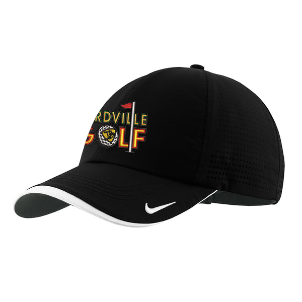 Nerdville Golf Nike Dri-FIT Hat
