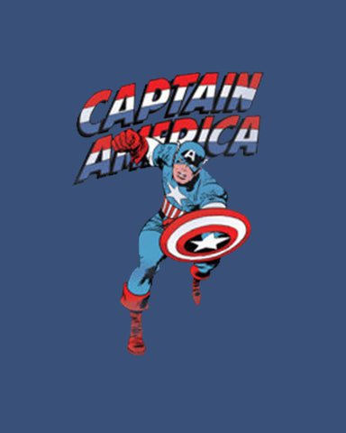 Captain America - Red, White and Blue (Men)