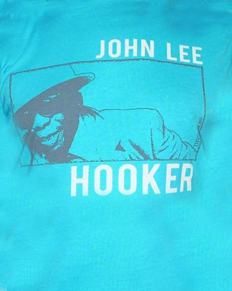 John Lee Hooker Guitarist T Shirt