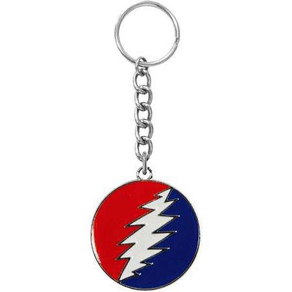 Grateful Dead Syf Keychain