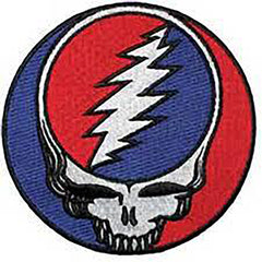 Grateful Dead SYFl Patch