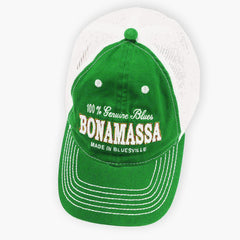 Genuine Blues Hat (Green) - Bonamassa Custom Shop