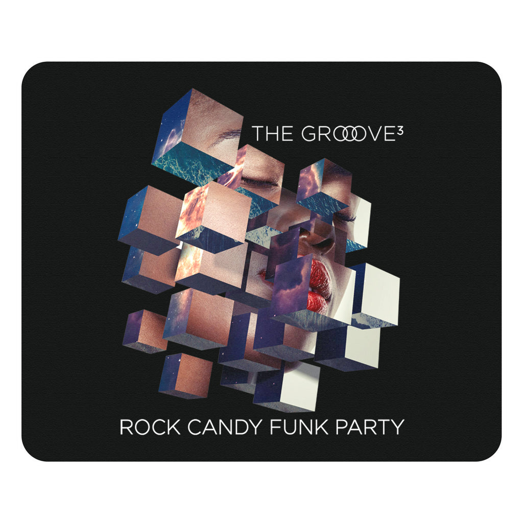 The Groove³ Mouse Pad