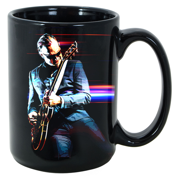 At the Speed of Blues Mug