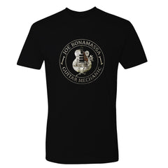 Guitar Mechanic Logo T-Shirt (Unisex)