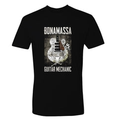 Guitar Mechanic T-Shirt (Unisex)