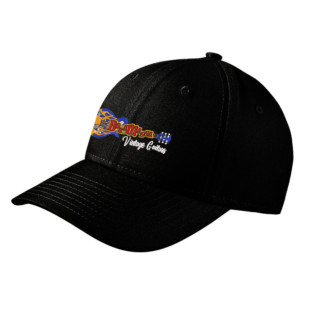 Hot Rod Blues New Era Hat - Black