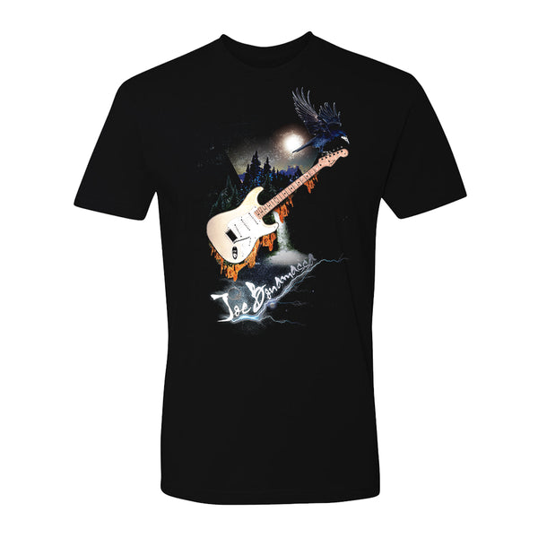 Guitar Nature T-Shirt (Unisex)