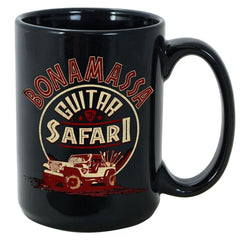 Guitar Safari Mug