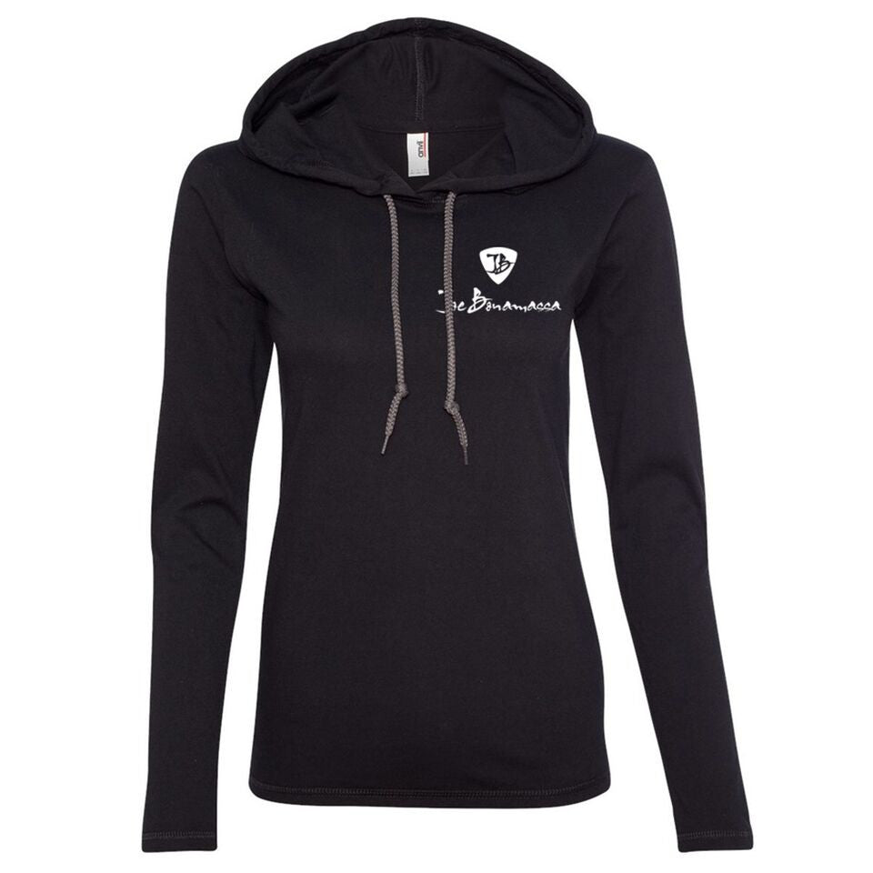 Guitar Safari Hooded Long Sleeve (Women)