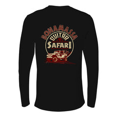 Guitar Sarfari Long Sleeve (Men) - Black