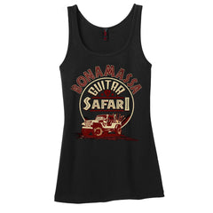 Guitar Safari Tank (Women)