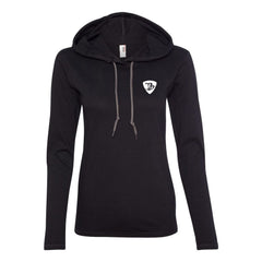 Bonamassa's Lounge Hooded Long Sleeve (Women)