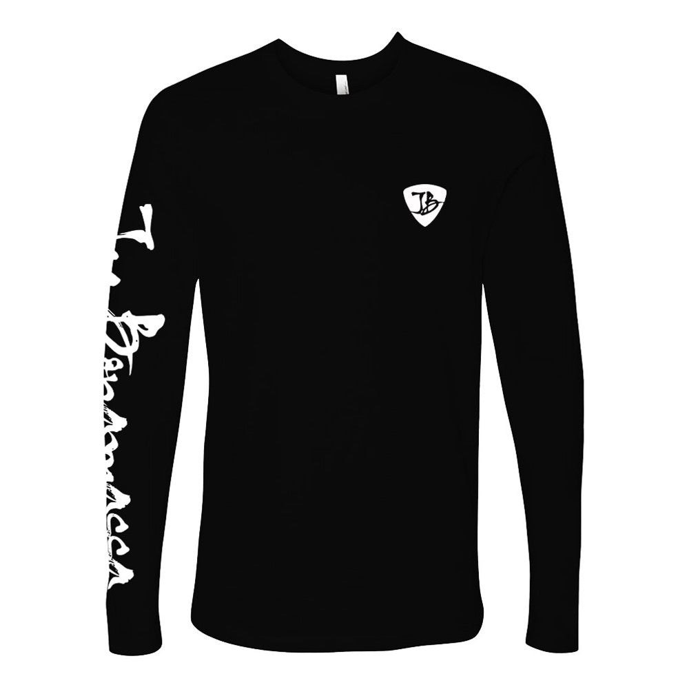 Bonamassa's Lounge Long Sleeve (Men) - Black