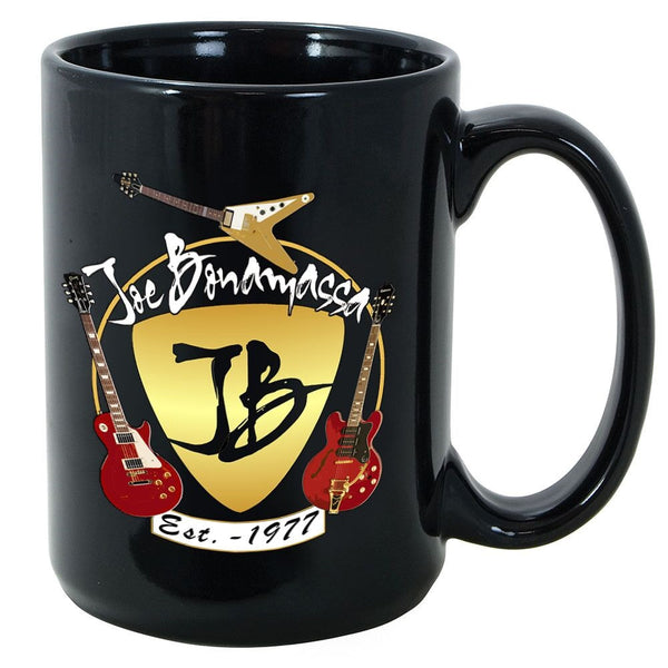 Guitar Trifecta Mug