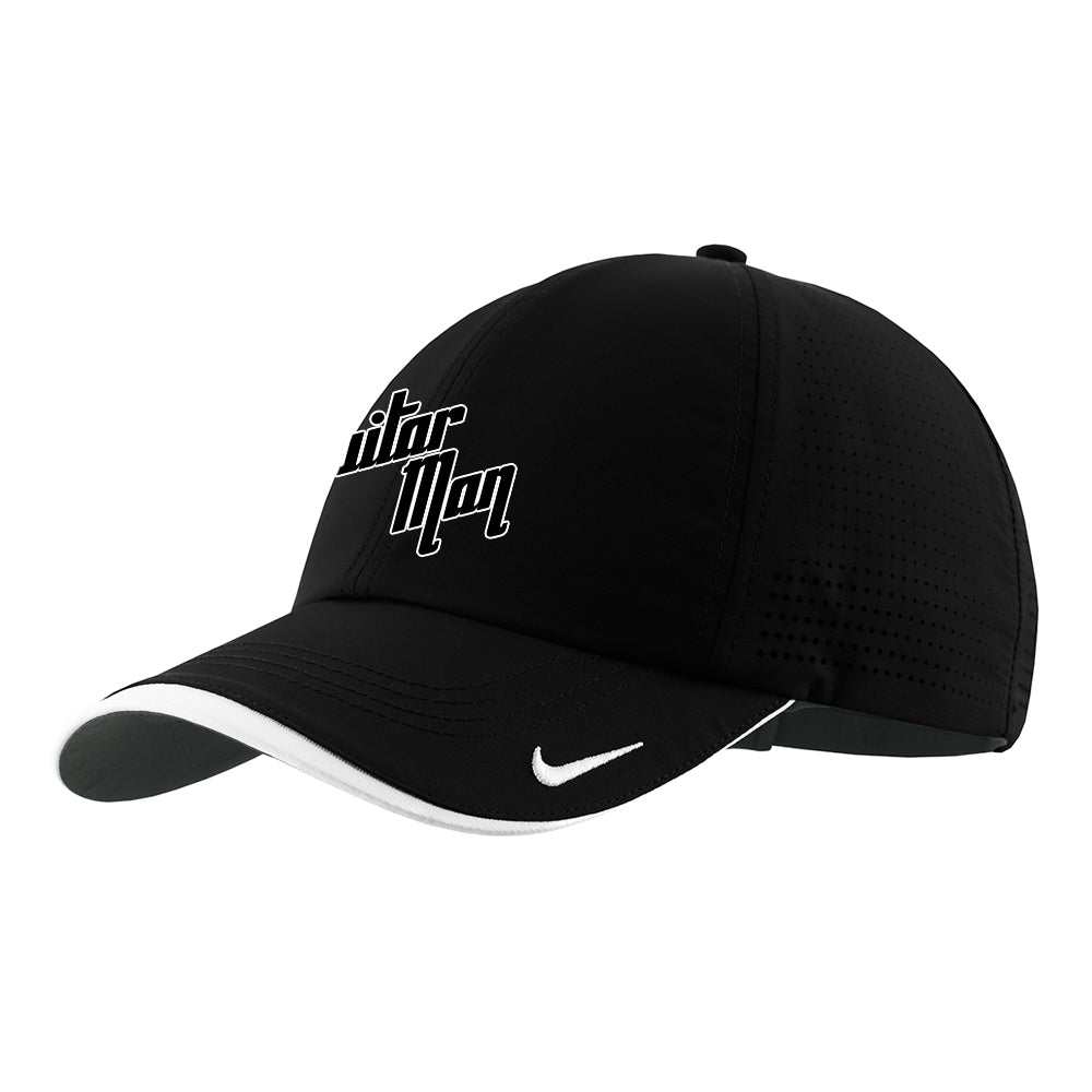 Guitar Man Logo Nike Dri-FIT Hat