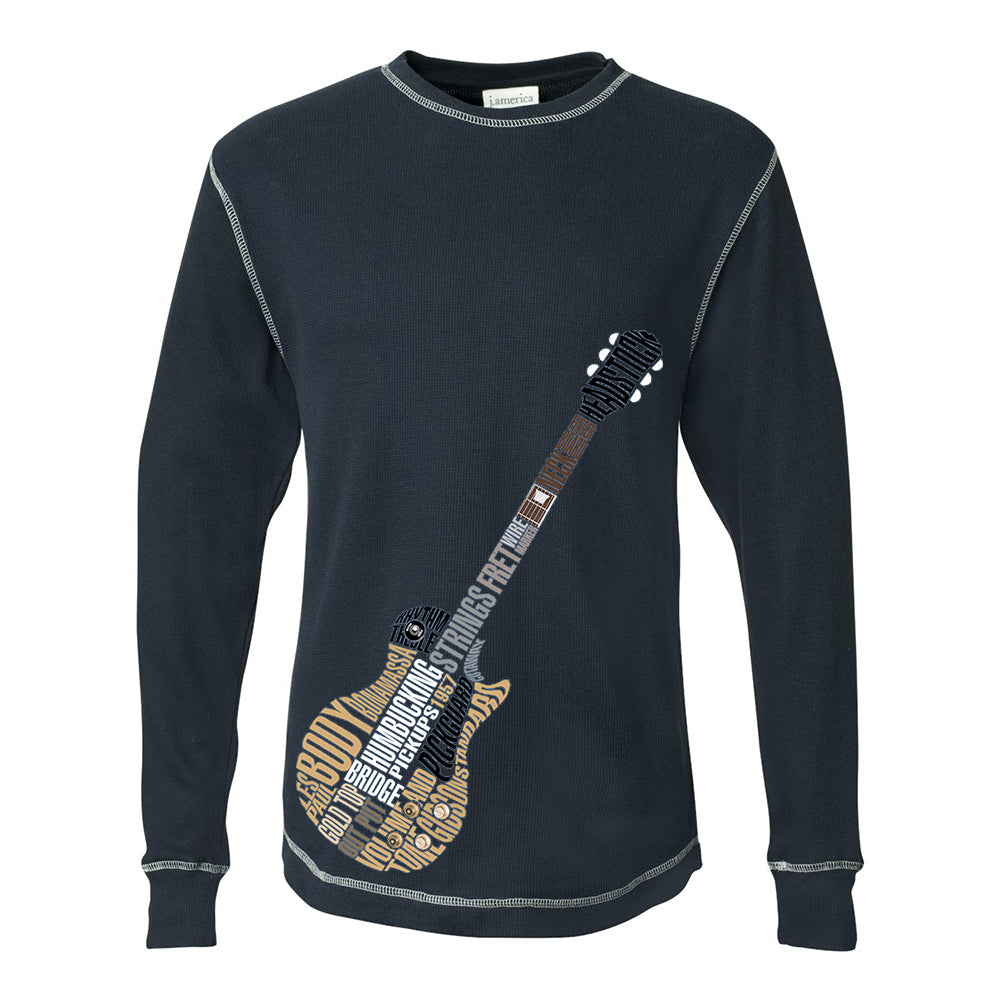 Guitarology Thermal (Unisex) - Midnight Navy