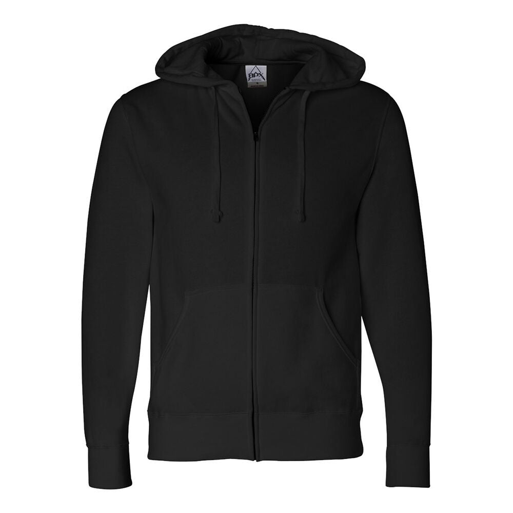 Guitarology Zip-Up Hoodie (Unisex) - Black