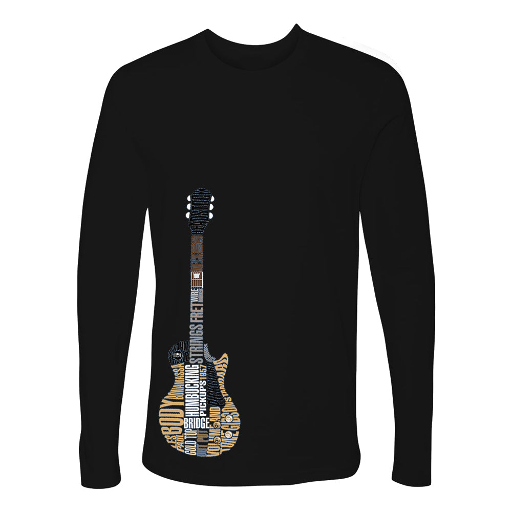 Guitarology Long Sleeve (Men) - Black