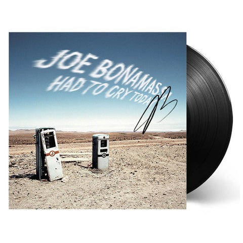 Joe Bonamassa: Had To Cry Today (Vinyl) (Released: 2004) - Hand-Signed