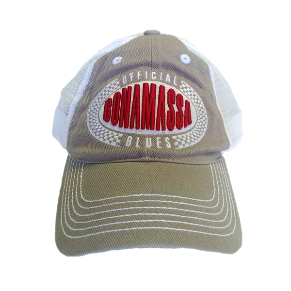 Official Blues Provider Hat (Grey) - Bonamassa Custom Shop