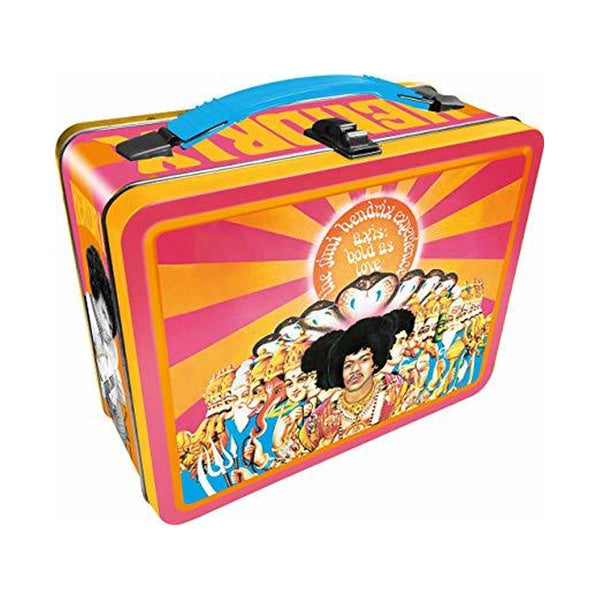 Jimi Hendrix Axis Lunch Box