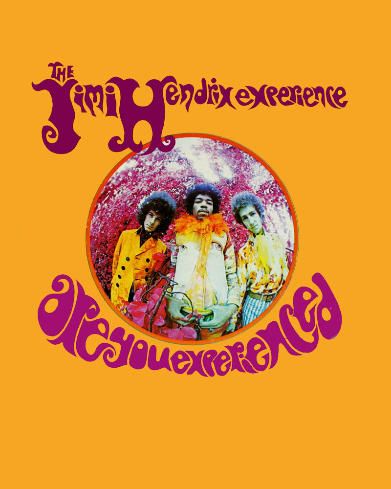 Jimi Hendrix - Are You Experienced (Men)