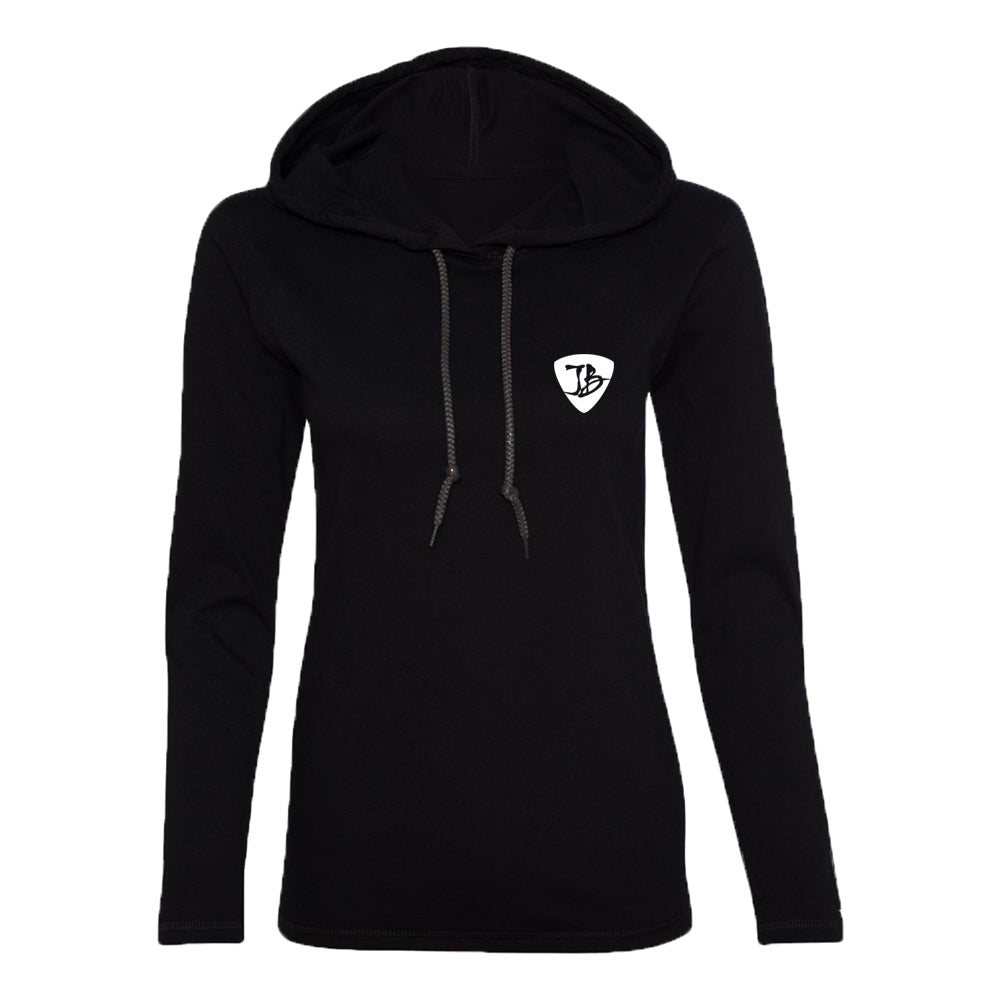 Triple Flying V Hooded Long Sleeve (Women)
