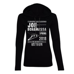 2018 U.S. Spring Tour Hooded Long Sleeve (Women)