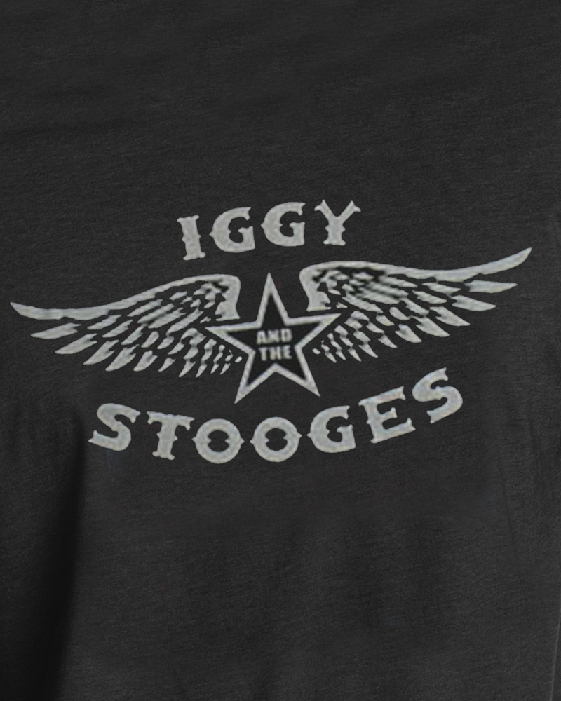 Iggy Pop and The Stooges T Shirt