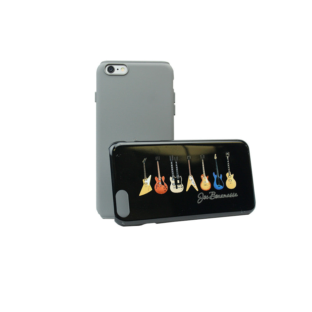 JB Guitars Phone Case - iPhone 6 Plus (Grey Bumper)