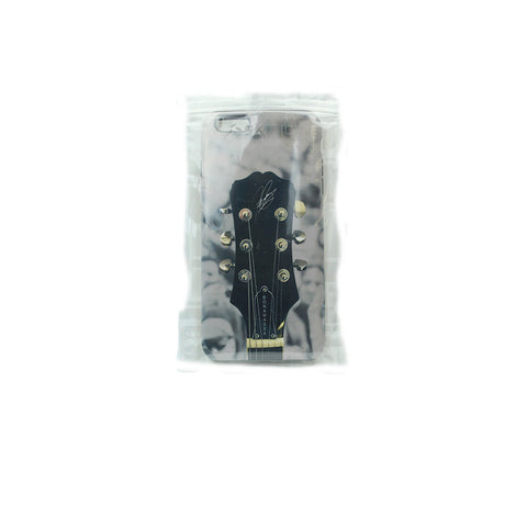Guitar Headstock - iPhone 6 (Grey Bumper)