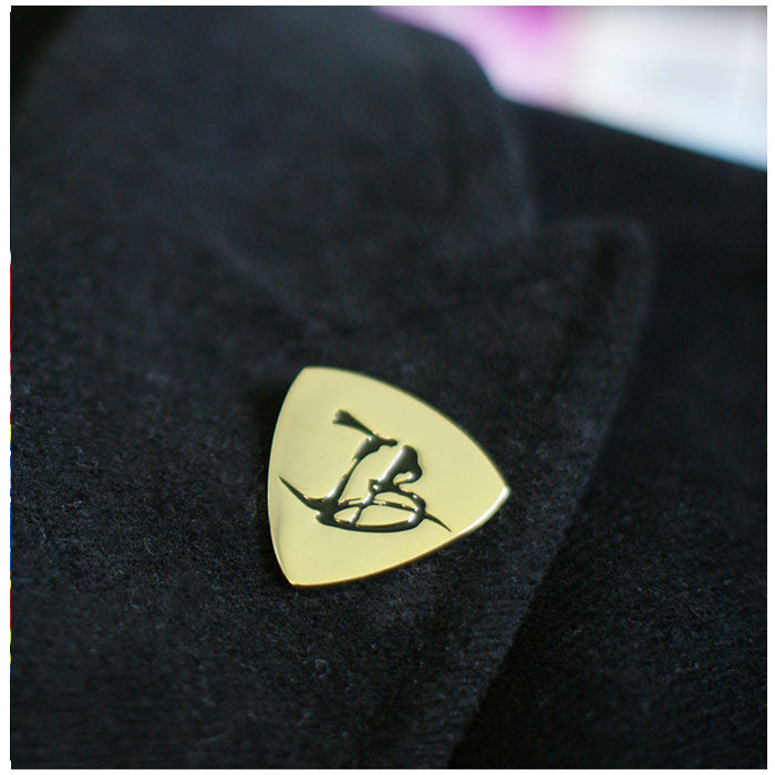 2014 Inaugural JB Gold Pick Pin - Limited Edition (500 pieces)