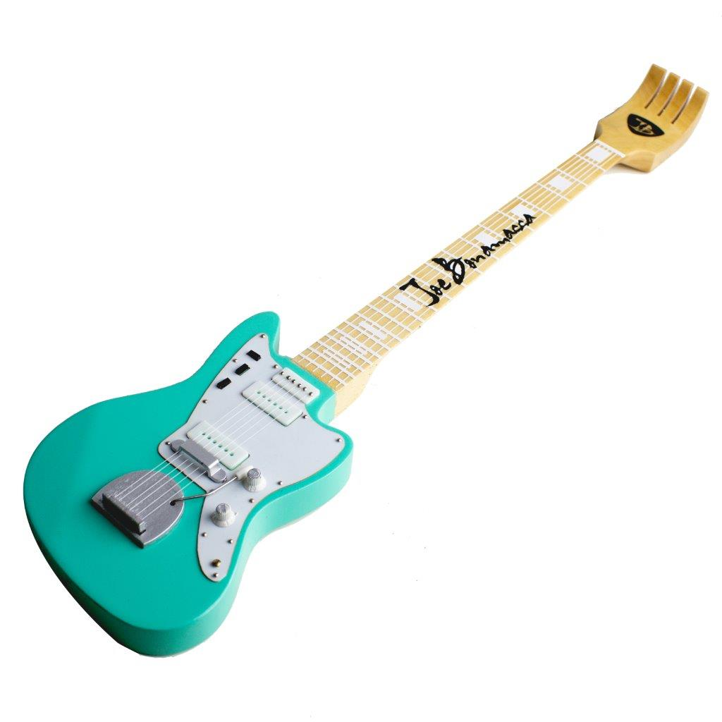 Jazzmaster Sea Foam Green Back Scratcher