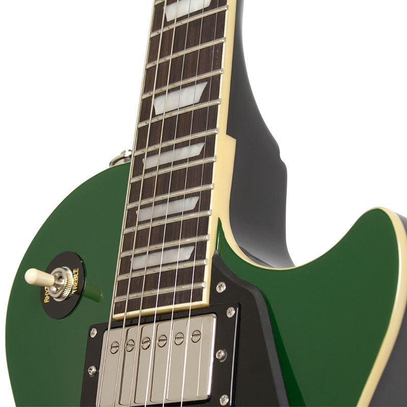 2015 Ltd. Ed. Joe Bonamassa Signature Les Paul© with Bigsby Outfit Custom Epiphone Guitar - Inverness Green