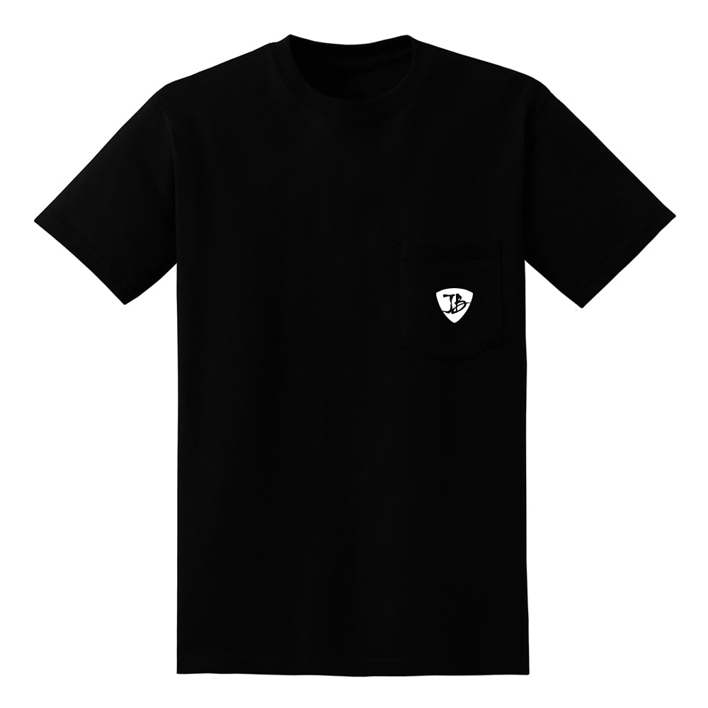 Ransom Pocket T-Shirt (Unisex) - Black