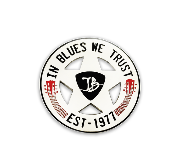 Honorable Blues Pin