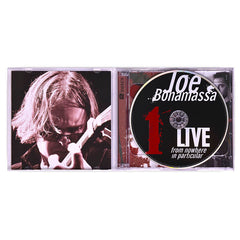 Joe Bonamassa: Live From Nowhere In Particular (Double CD) (Released: 2008)