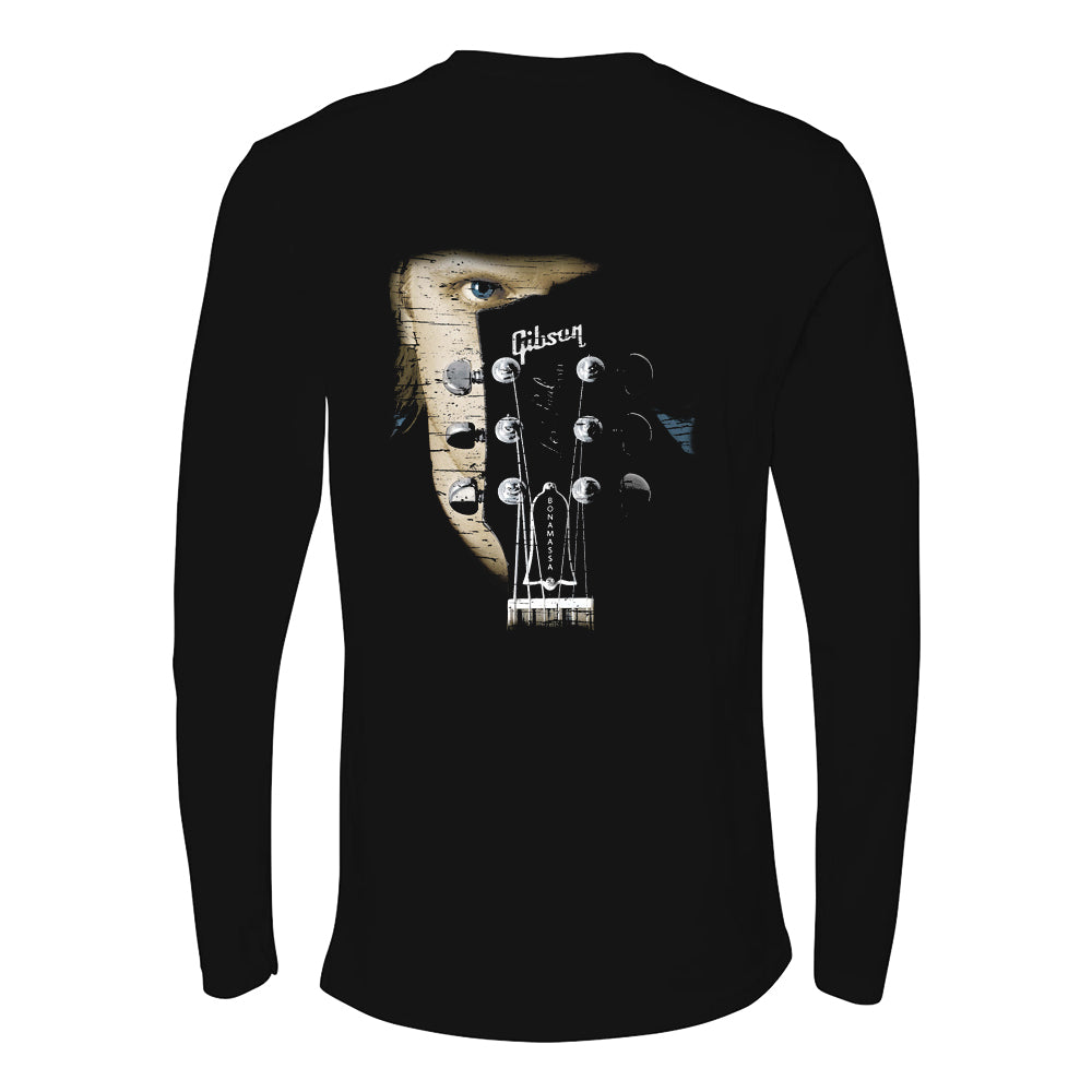 Joe Bonamassa Face Long Sleeve (Men)