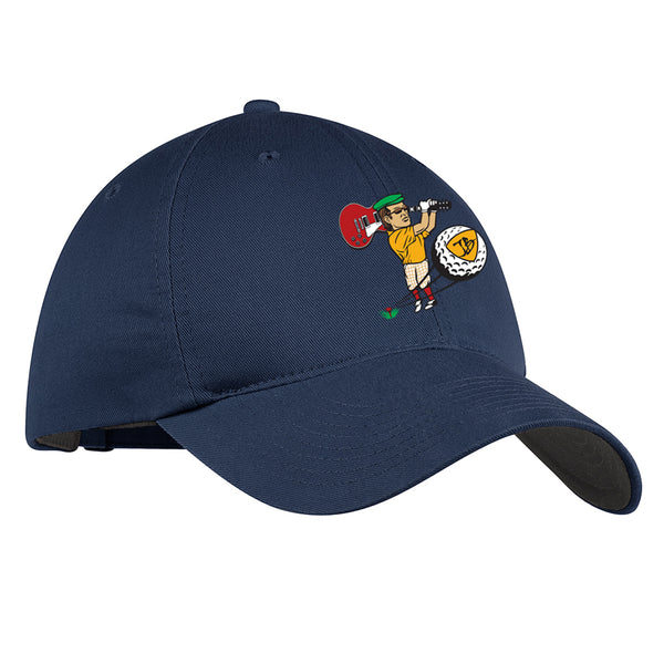 Nerdville Golf Nike Hat - Navy