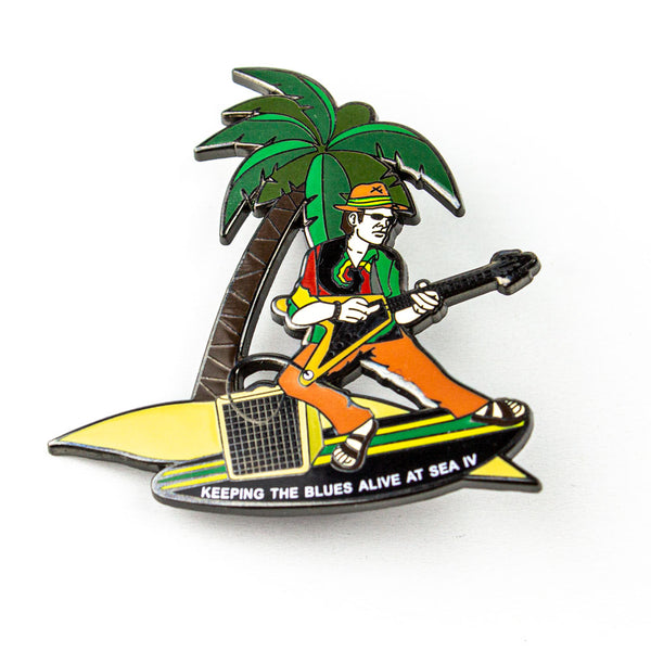 2018 KTBA at Sea IV Pin ***PRE-ORDER***