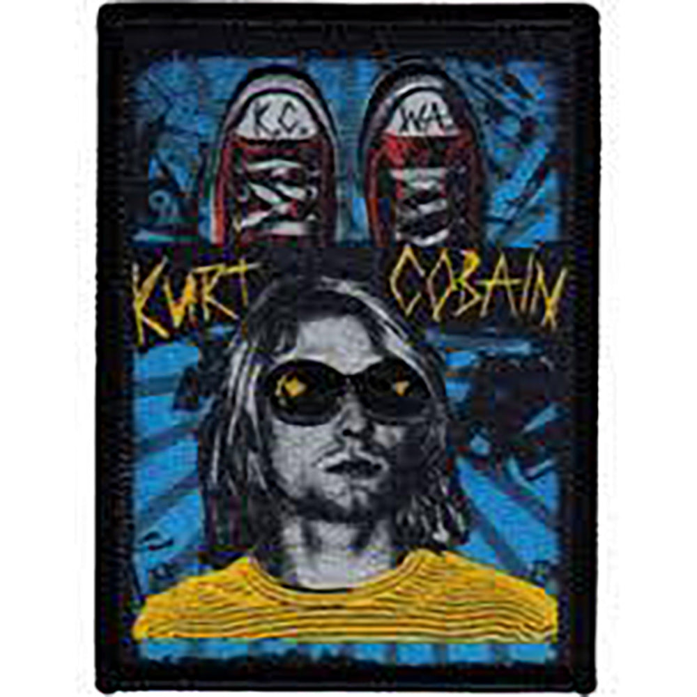 Kurt Cobain Patch