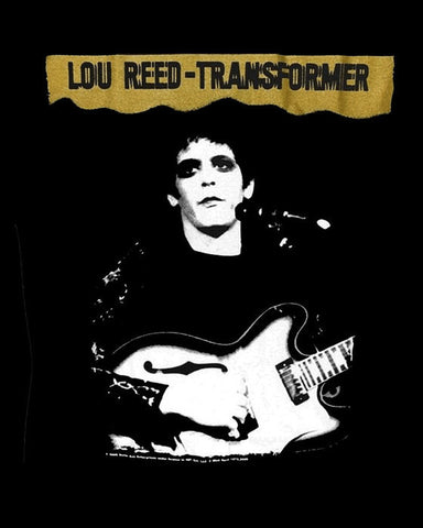 Lou Reed - Transformer T-Shirt (Men)