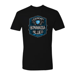 Lengendary Blues T-Shirt (Unisex) - Black