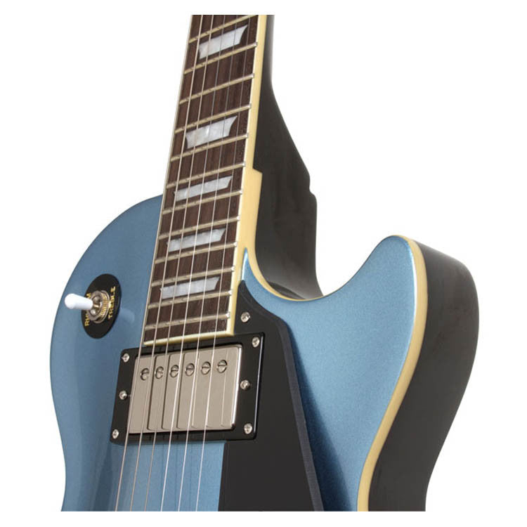 2014 Ltd. Ed. Joe Bonamassa Signature Les Paul© Standard Pelham Blue Epiphone Guitar (**Includes a FREE Hand-Signed Tab Book - $43 value**)