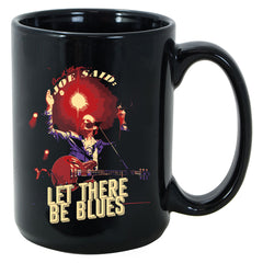 Let There Be Blues Mug