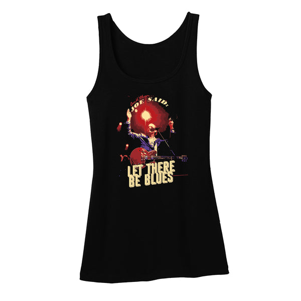 Let There Be Blues Tank (Women)